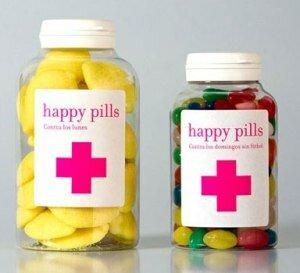Таблетки счастья