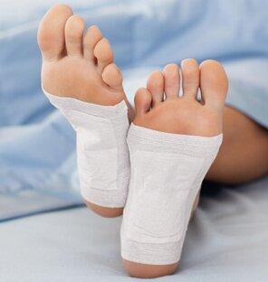 Забинтованные ножки
