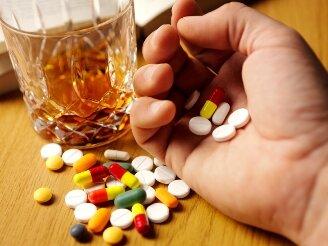 Последствия приема лекарств со спиртными напитками