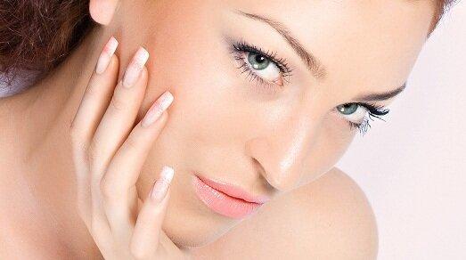Чистая и красивая кожа
