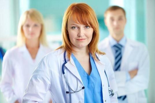 Профессиональные врачи
