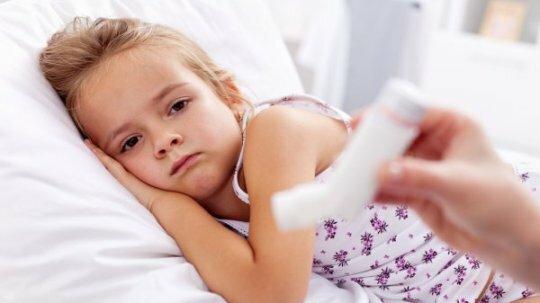 Девочка нуждается в лечение