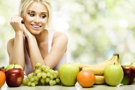 Выбираем здоровую пищу