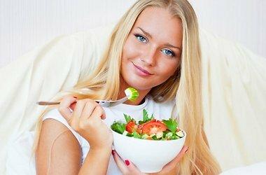 Правильное питание - залог успеха!