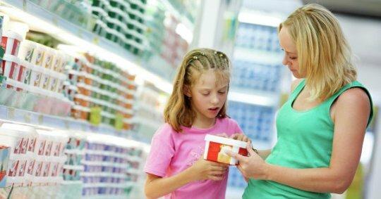Изучаем состав продукта перед покупкой