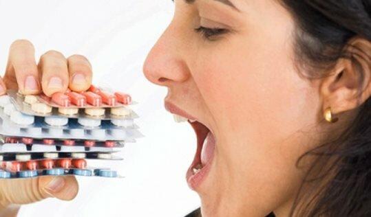 таблетки резко снижающие давление