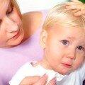 Мама ищет симптомы болезни