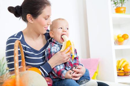 Аллергия на банан у ребёнка